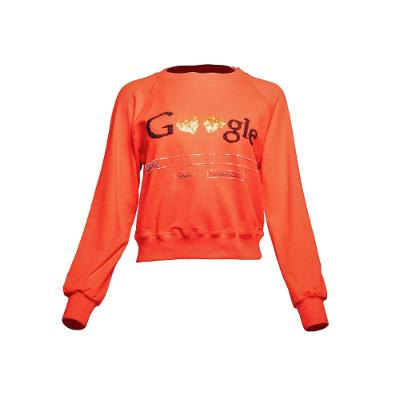 "The ""Search For Love"" Sweatshirt red"